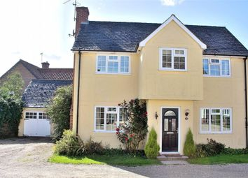 Thumbnail 4 bed detached house for sale in Great Easton, Dunmow, Essex