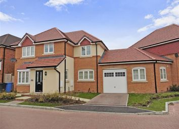 Thumbnail 4 bed link-detached house for sale in Jasmin Close, Minster On Sea, Sheerness, Kent