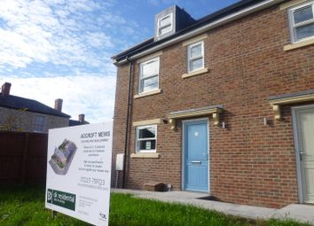 Thumbnail 3 bedroom end terrace house for sale in British Row, Trowbridge