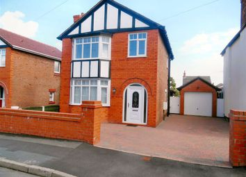 Thumbnail 3 bed detached house for sale in Plymouth Street, Shotton, Flintshire