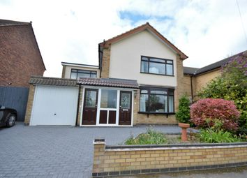 Thumbnail 4 bed semi-detached house for sale in Buckingham Road, Countesthorpe, Leicester