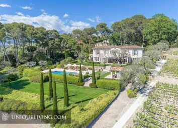 Thumbnail 10 bed villa for sale in Mougins, French Riviera, France