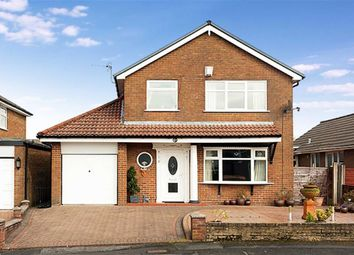 Thumbnail 4 bedroom detached house for sale in Langham Close, Sharples, Bolton