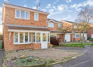 3 bed detached house for sale in Herrick Close, Leicester LE19