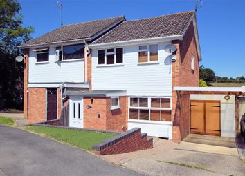 Thumbnail 3 bedroom semi-detached house for sale in Southwood Gardens, Burghfield Common, Reading