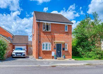 Thumbnail 3 bed detached house for sale in Redwing Road, Melksham