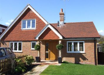 Thumbnail 3 bed detached bungalow for sale in Combe Lane, Wormley, Godalming