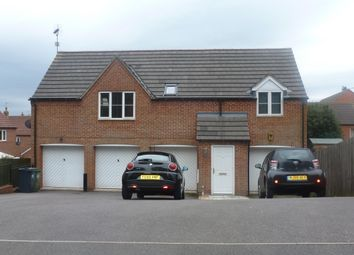 Thumbnail 2 bed flat to rent in Poppyfields, Marehay, Ripley