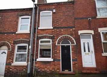 Thumbnail 2 bedroom property to rent in Broom Street, Hanley, Stoke-On-Trent