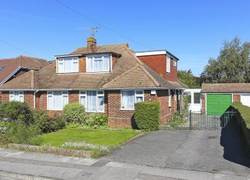 Thumbnail 3 bedroom semi-detached bungalow for sale in Sterling Road, Sittingbourne