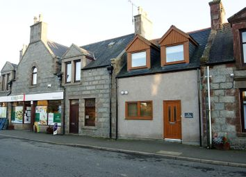 Thumbnail 2 bed terraced house for sale in Main Street, Rothienorman