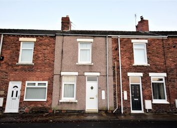 Thumbnail 2 bedroom terraced house to rent in Eleventh Street, Blackhall, Cleveland