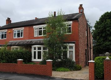Thumbnail 3 bed semi-detached house to rent in Hylton Drive, Cheadle Hulme, Cheadle