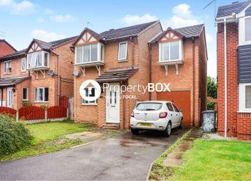 Thumbnail 4 bed detached house for sale in Edlington, Doncaster