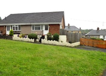 Thumbnail 1 bed bungalow for sale in Darren Road, Briton Ferry, Neath Port Talbot.