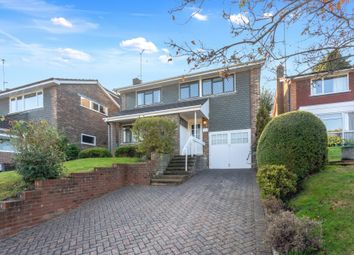 Thumbnail 4 bed detached house for sale in Quarry Hill, Haywards Heath