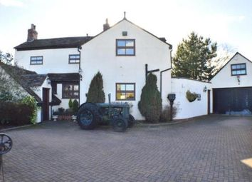 Thumbnail 3 bed detached house for sale in Walsall Road, Pipehill, Lichfield, Staffordshire