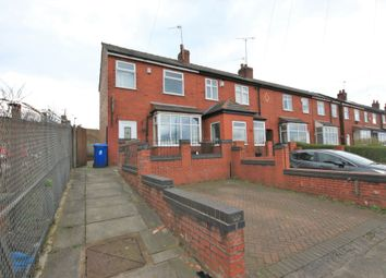 Thumbnail 3 bedroom terraced house to rent in Prescott Street, Wigan