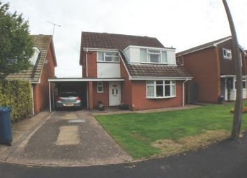 Thumbnail 4 bed property to rent in Sweetbriar Way, Stafford