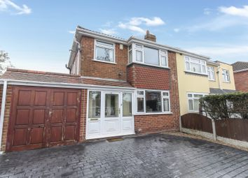 Thumbnail 3 bed semi-detached house for sale in Paul Street, Hurst Hill, Coseley