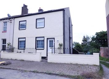 Thumbnail 3 bed end terrace house for sale in Alma Terrace, Silloth, Wigton