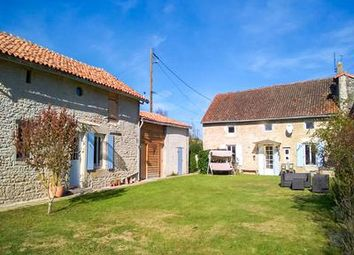 Thumbnail 4 bed property for sale in Vouleme, Vienne, France