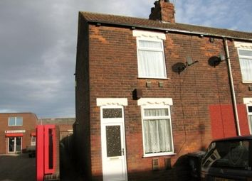 Thumbnail 2 bed end terrace house to rent in Lorraine Street, Hull