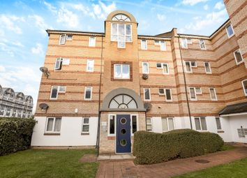 Thumbnail 1 bed flat for sale in Transom Close, London