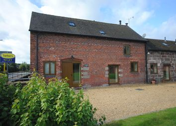 Thumbnail Barn conversion to rent in Tern Hill, Market Drayton