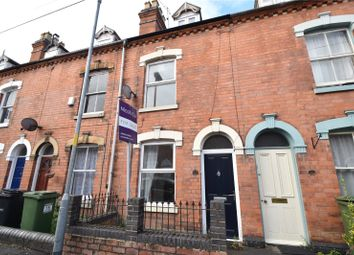 3 bed terraced house for sale in Lowell Street, Worcester, Worcestershire WR1