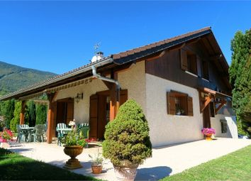 Thumbnail 4 bed detached house for sale in Rhône-Alpes, Haute-Savoie, Saint Jorioz