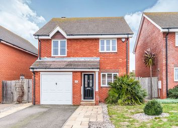 Thumbnail 3 bed detached house for sale in Foxdene Road, Seasalter, Whitstable