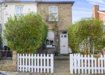 Thumbnail 2 bedroom end terrace house for sale in Kingston Upon Thames, Surrey, England