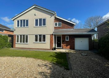 Thumbnail 4 bed detached house to rent in Meadow Drive, Healing, Grimsby