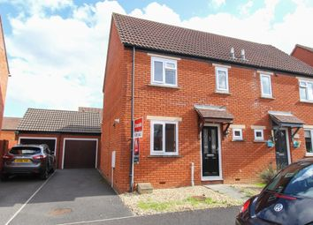 Thumbnail Semi-detached house for sale in Venn Close, Cotford St. Luke, Taunton
