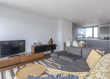 Thumbnail 3 bedroom flat for sale in Hawthorne Crescent, London