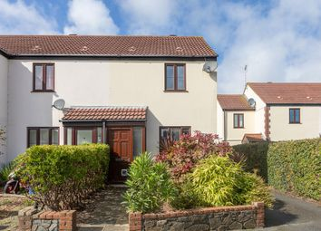 Thumbnail 2 bed end terrace house to rent in Mont Morin, St. Sampson, Guernsey
