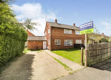 Thumbnail 2 bed semi-detached house for sale in Macaulay Avenue, Great Shelford, Cambridge