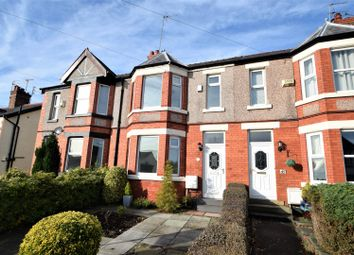 Thumbnail 3 bed terraced house for sale in Poll Hill Road, Heswall, Wirral