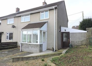 Thumbnail 3 bedroom end terrace house for sale in Maesgrug, Stop And Call, Goodwick
