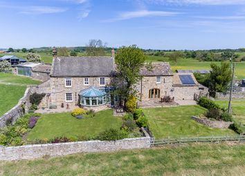 Thumbnail 7 bed farmhouse for sale in Lodge Farm, Scargill, Barnard Castle, County Durham