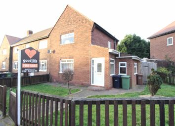 Thumbnail 2 bed semi-detached house for sale in Perth Road, Plains Farm, Sunderland