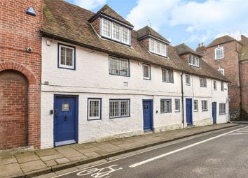 Thumbnail 2 bed cottage to rent in St. Thomas Street, Winchester