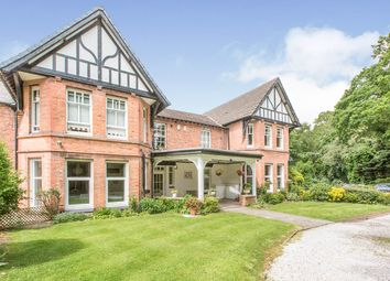 Thumbnail 1 bed flat for sale in Daleford Manor, Dalefords Lane, Whitegate, Northwich
