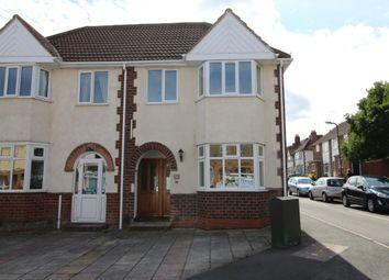 Thumbnail 6 bed flat to rent in Flat 2, 10 Llewellyn Road, Leamington Spa