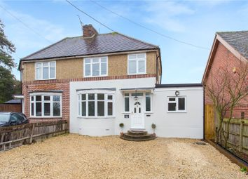 Thumbnail 4 bed semi-detached house for sale in Wexham Street, Wexham, Buckinghamshire