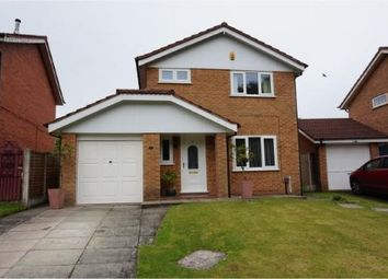 Thumbnail 3 bed detached house for sale in Cardeston Close, Sutton Weaver, Runcorn