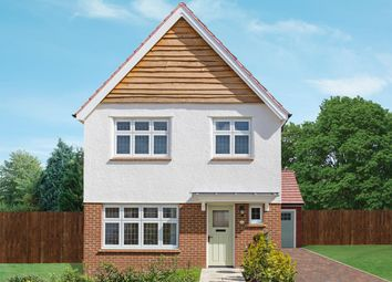 Thumbnail 3 bedroom detached house for sale in Moorland Reach, Exeter Road, Newton Abbot, Devon