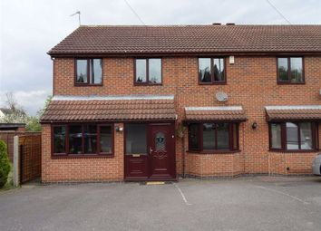 4 bed semi-detached house for sale in Victoria Road, Burbage, Hinckley LE10