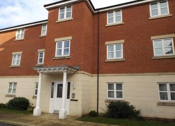 Thumbnail 2 bedroom flat for sale in Radbourne Court Apartments, Starflower Way, Mickleover, Derby